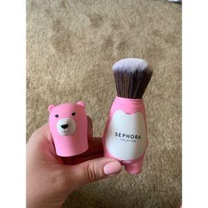 Retractable Sephora Brush